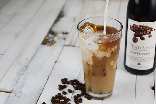 Thatcher's Organic Iced Coffee