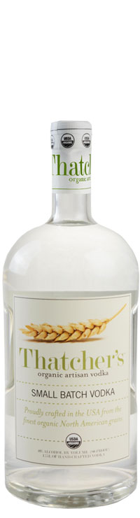 Thatcher's Organic Small Batch Vodka