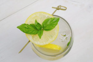 Thatcher's Vodka Basil Lemonade