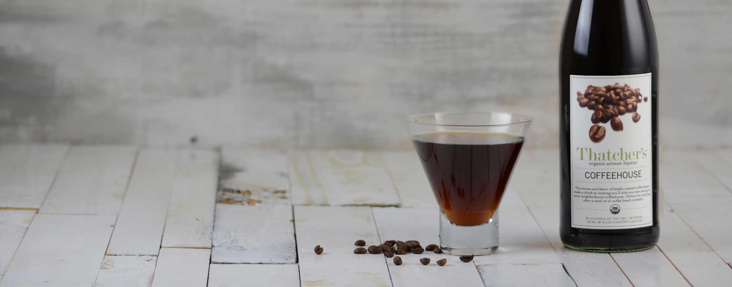Thatcher's Organic Coffeehouse Liqueur