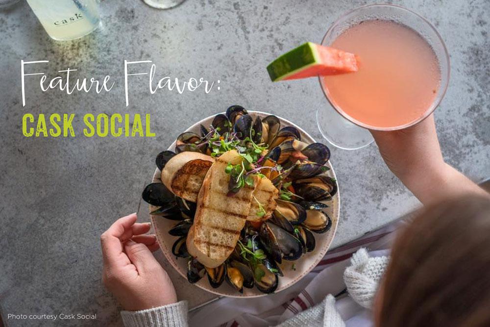 Feature Flavor: Cask Social