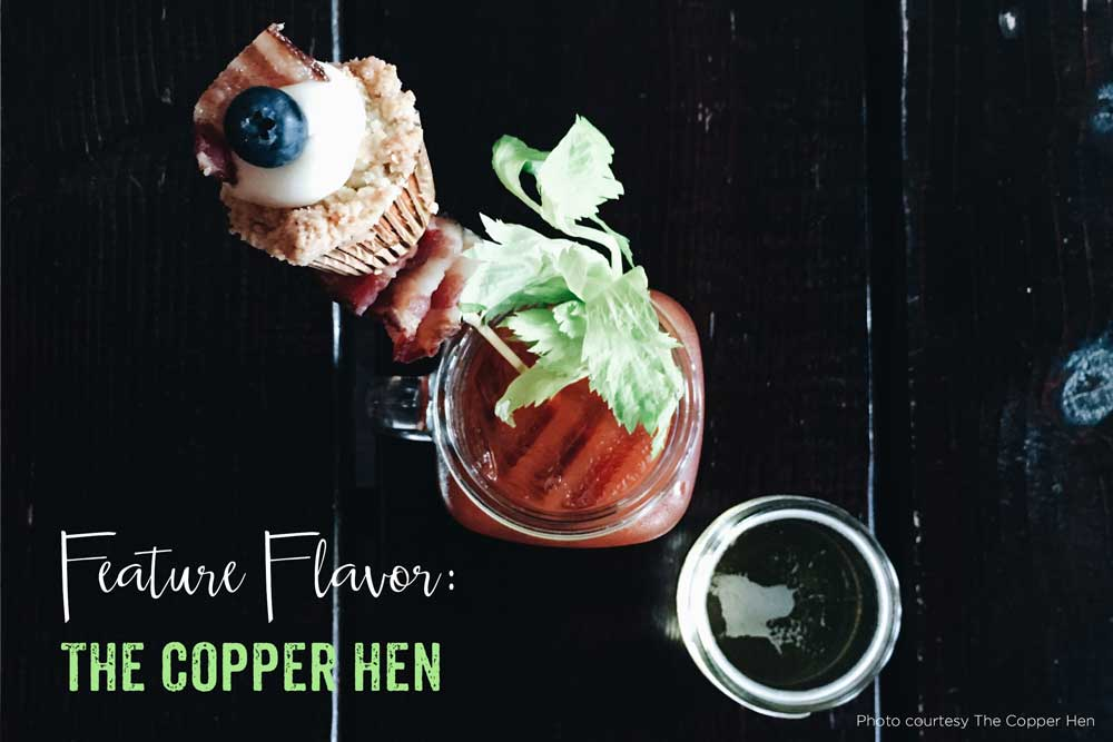 Feature Flavor: The Copper Hen