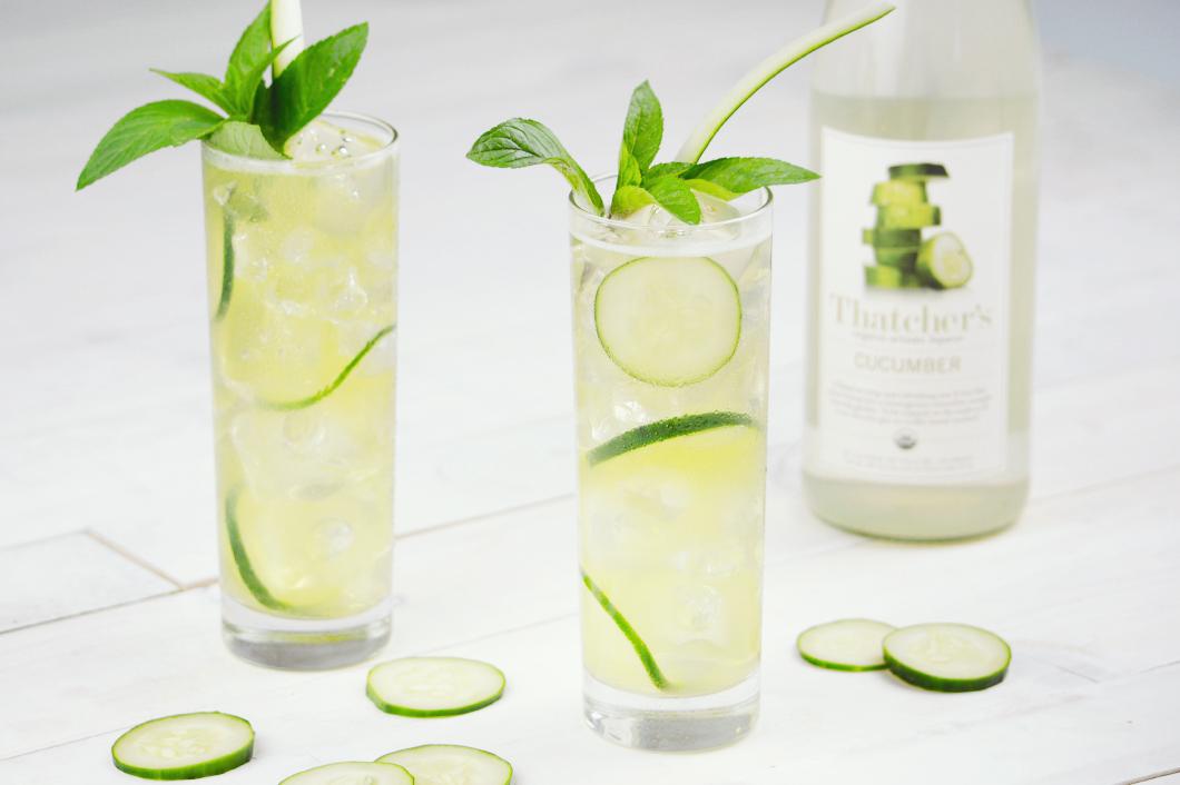 Cucumber Fresca Recipe