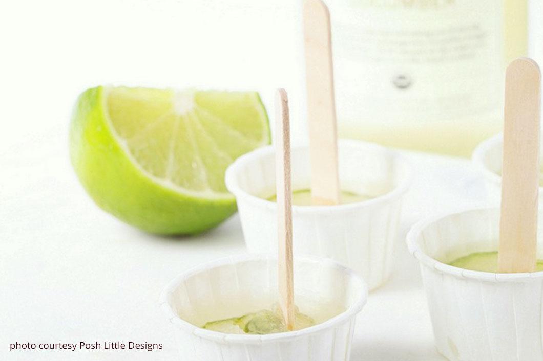 Cucumber Margarita Popsicle Recipe
