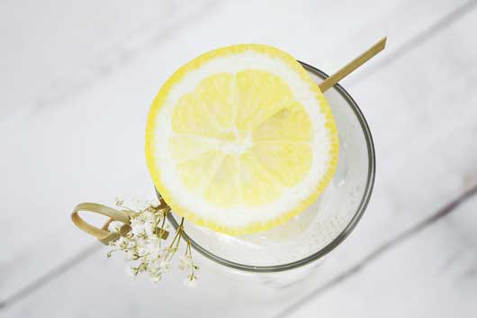 Elderflower Collins Recipe