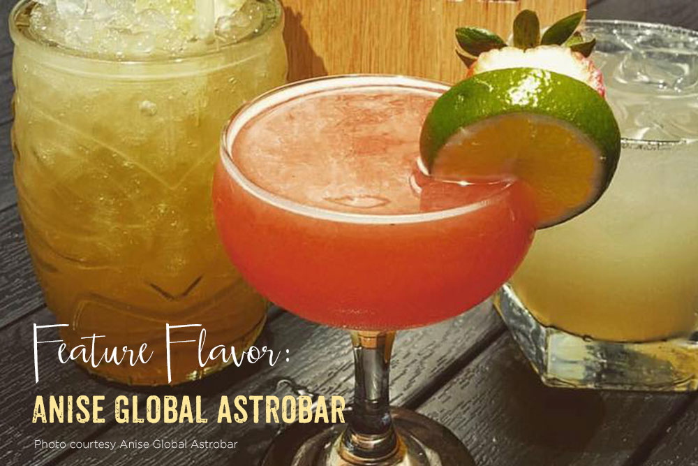 Feature Flavor: Anise Global Astrobar