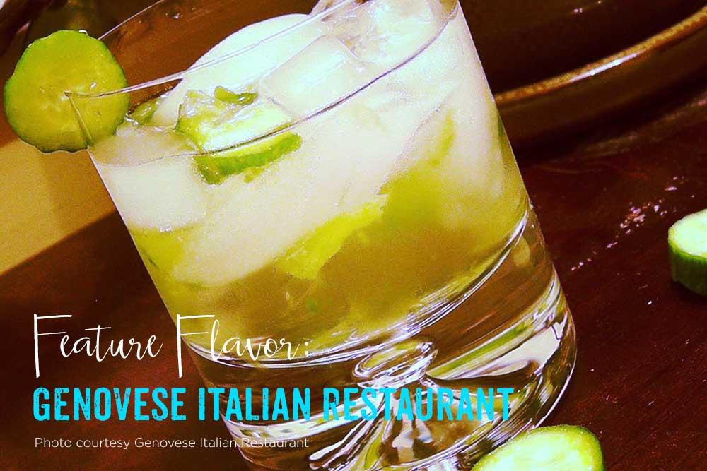 Feature Flavor: Genovese Italian Restaurant