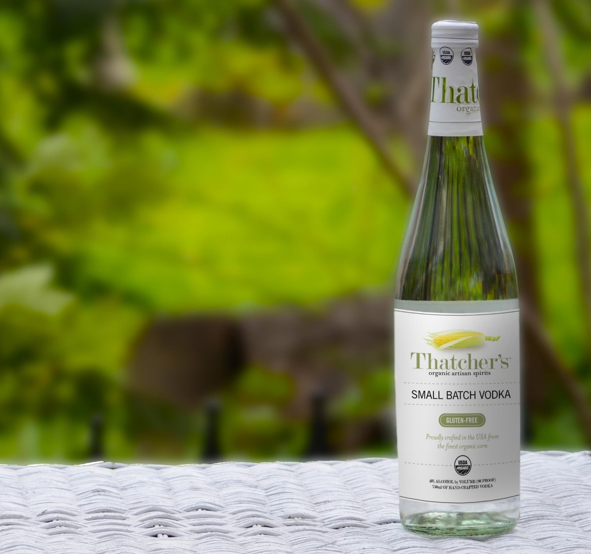 Thatcher's Organic Artisan Spirits is now Gluten and Wheat Free