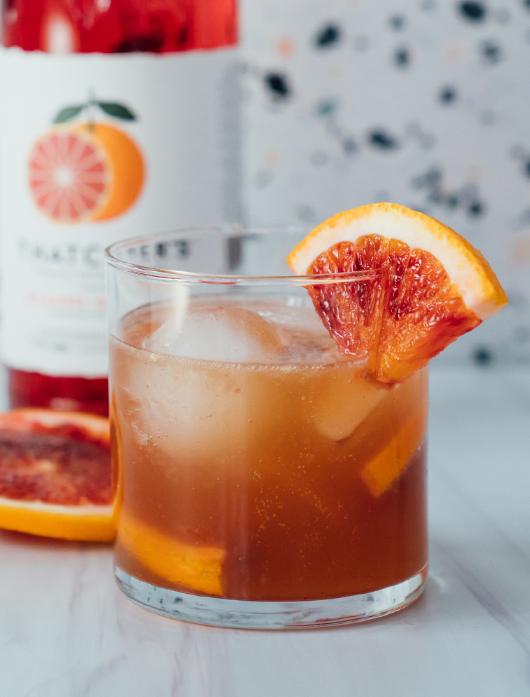 The Warrior Cocktail