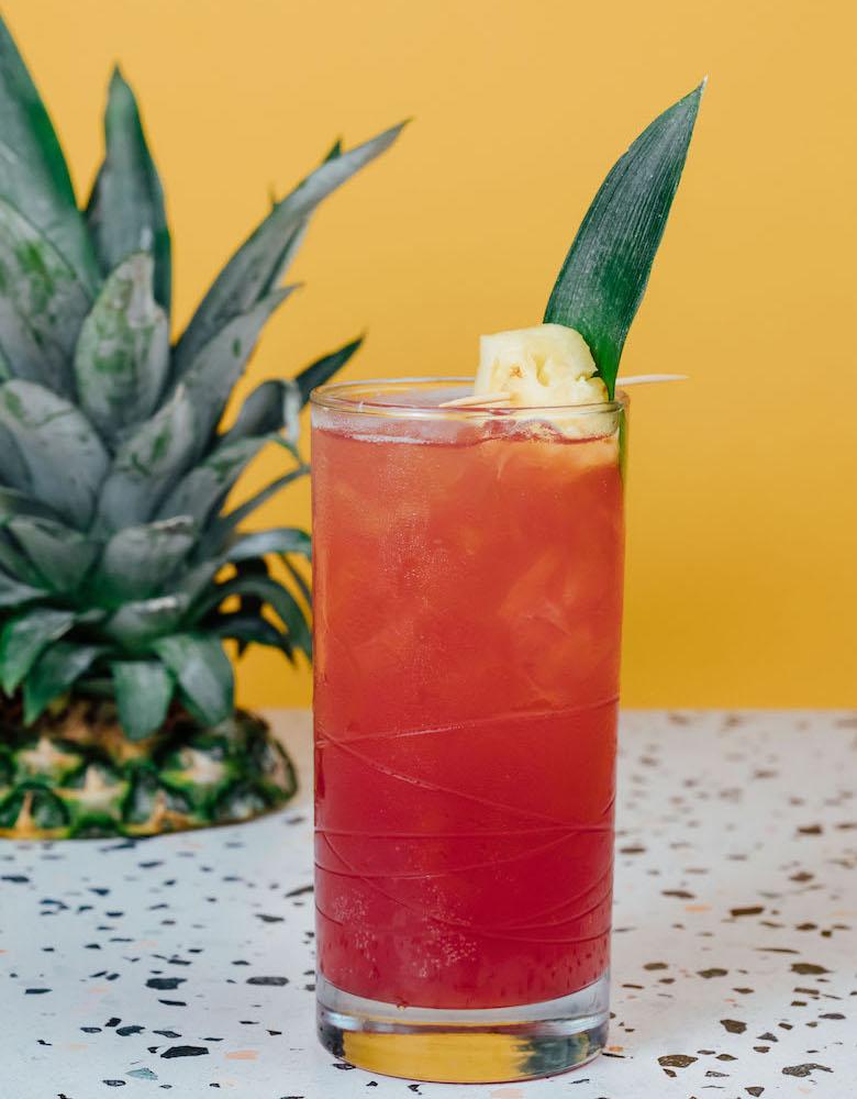 Prickly Sombrero Cocktail Recipe