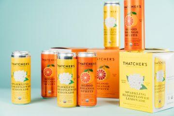 Organic Premium Canned Cocktails